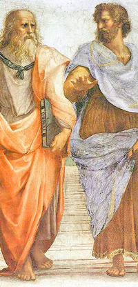 E-07 Aristoteles y Platón