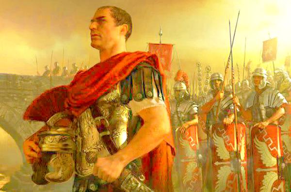 G-02 César y sus legionarios