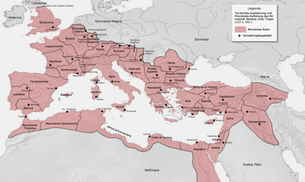 G-03 Imperio Romano