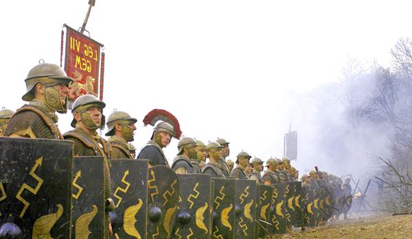 G-04 Legiones Romanas